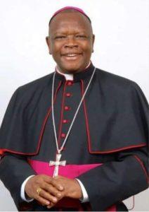 Mgr Fridolin Ambongo